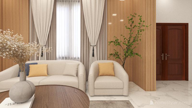 Copy of Copy of العبري Interior Design Render