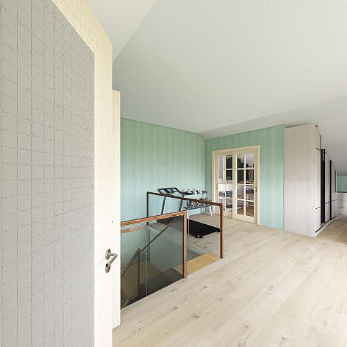 Copy of 3 erd floor green Interior Design Render