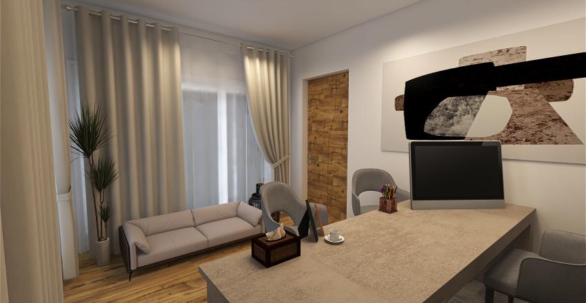villettina Interior Design Render