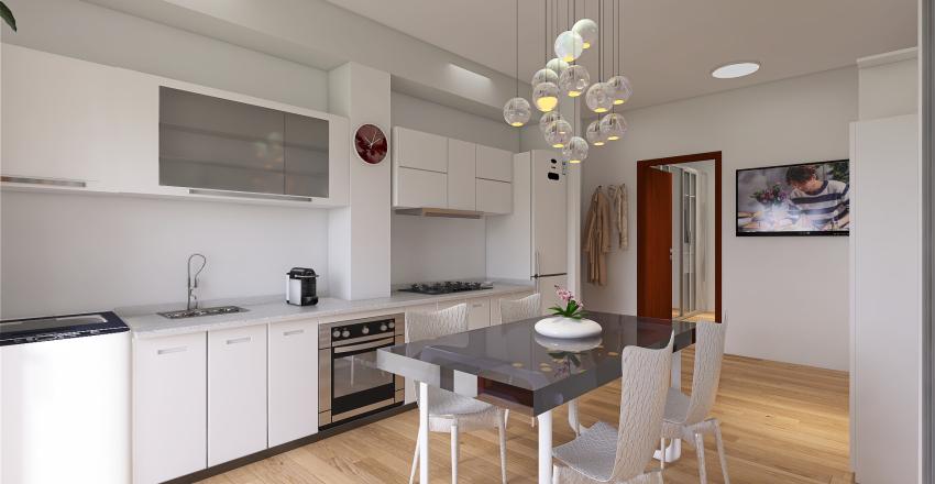 18_Abbiategrasso_Via Sforza Interior Design Render