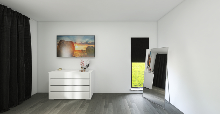 Modern 107 Interior Design Render