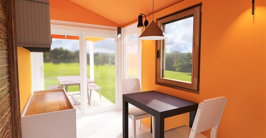 Széplak új Interior Design Render