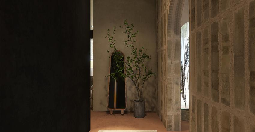 RUSTIC AMAZON Interior Design Render