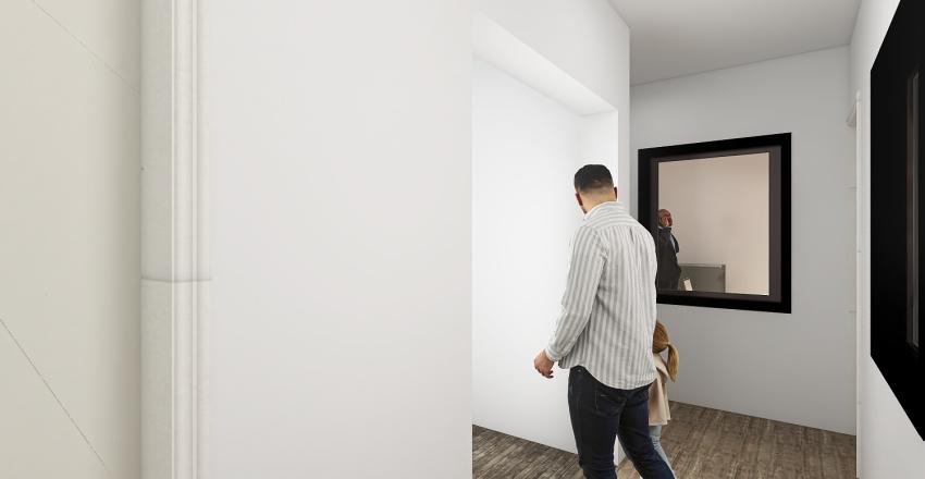 P2 AFI 2020.2 - João Victor Prado da Cruz - 2° Andar Interior Design Render