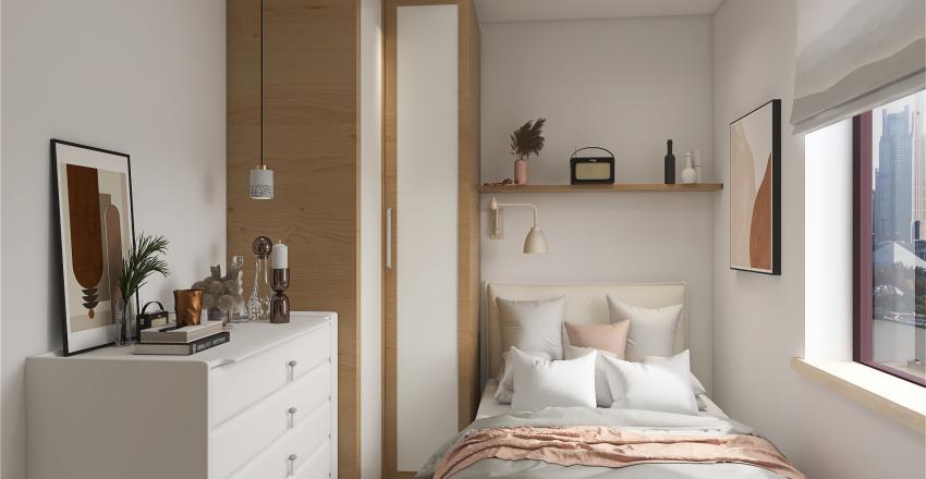 Ananda Quarto Interior Design Render