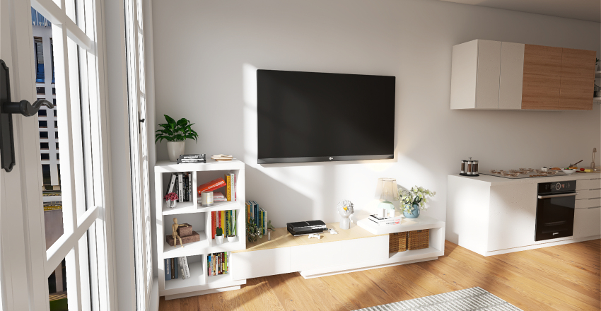 lee Interior Design Render