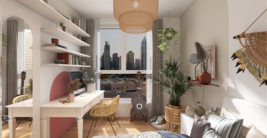 Helô Interior Design Render