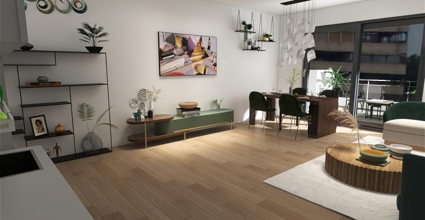 quadri Interior Design Render