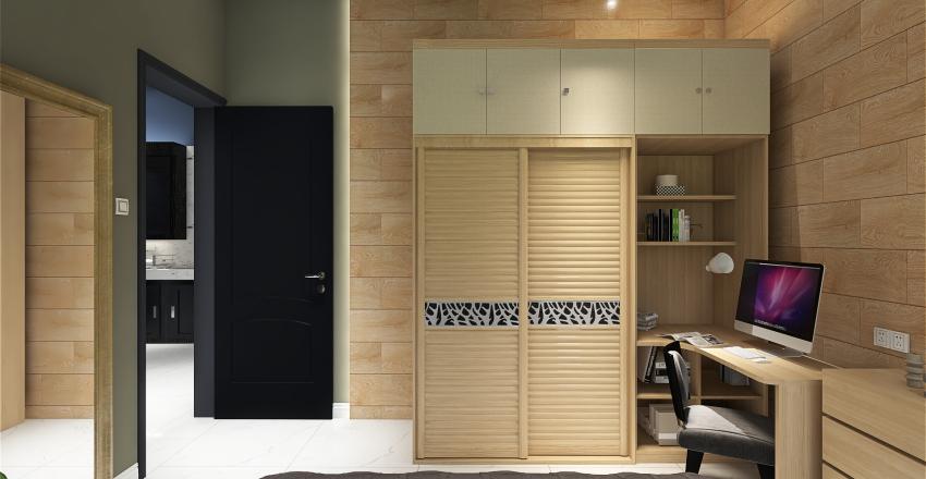 Hodine Project Interior Design Render
