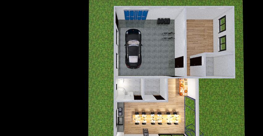 Constructie 3 Interior Design Render