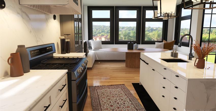 Mapleview Interior Design Render
