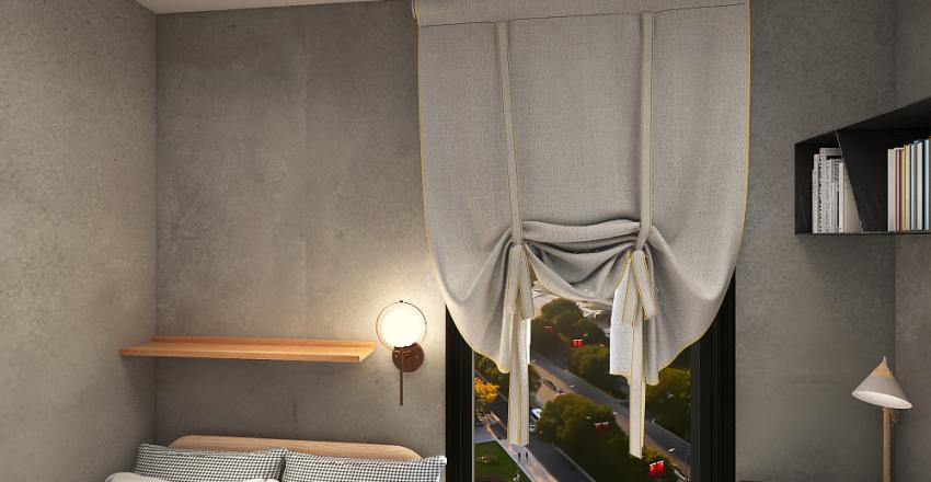 Bedroom 9 Interior Design Render
