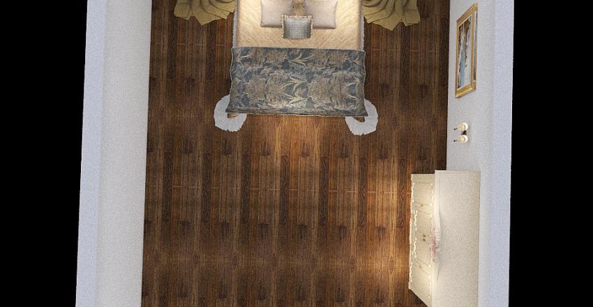 victorian Interior Design Render