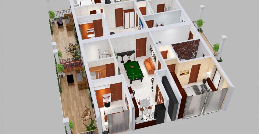 sunparadise734_Veranda - Roof Interior Design Render