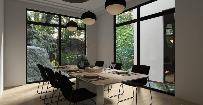 quiet quarantine Interior Design Render