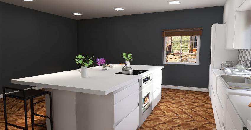 ADF - Dream Kitchen Interior Design Render