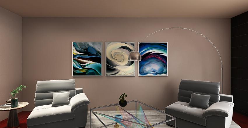 CABINET Interior Design Render
