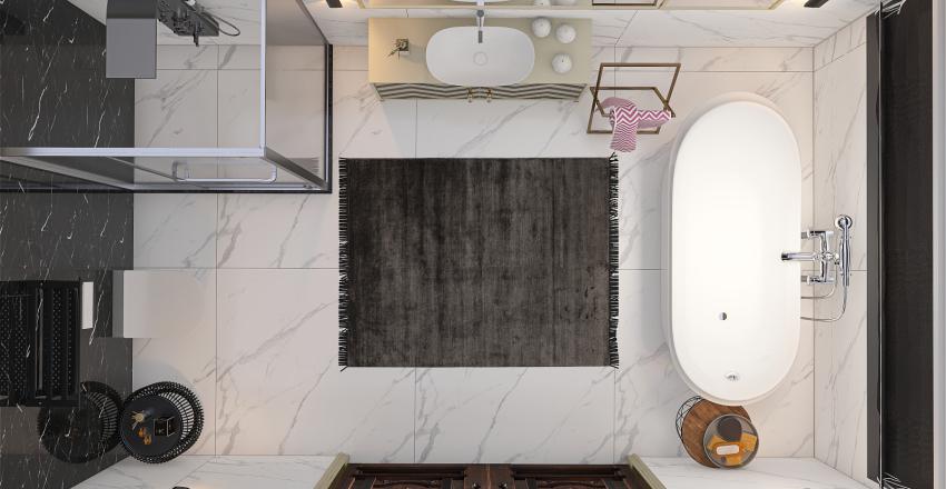 Bathroom_2 Interior Design Render