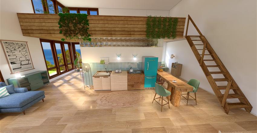 Workshop project Interior Design Render