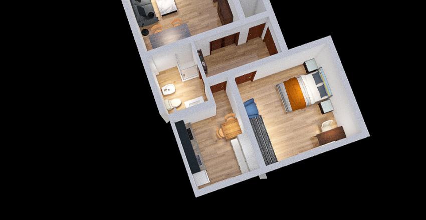 Ellino Interior Design Render