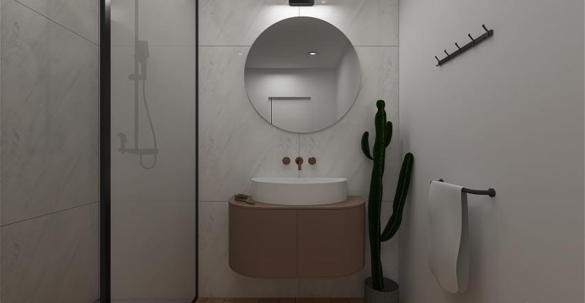 Panorama Interior Design Render