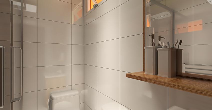 Széplak új 2 Interior Design Render