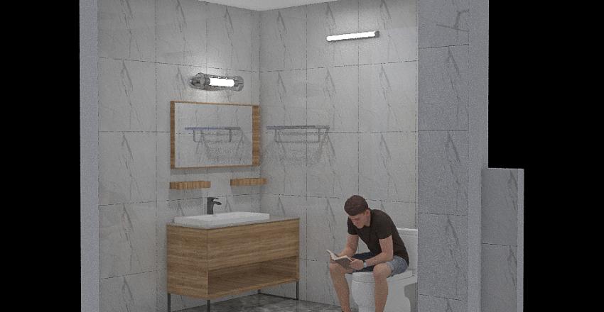 Bathroom Option Last Interior Design Render