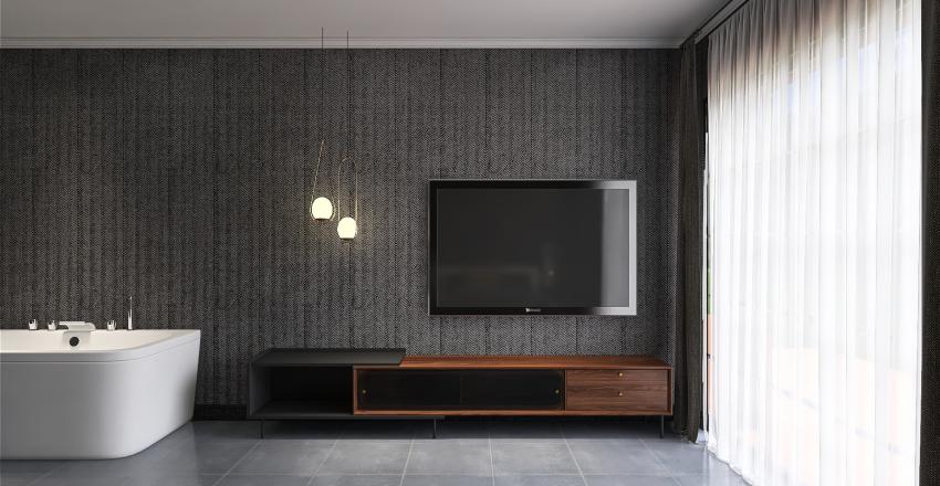 Apartament 100mq Interior Design Render