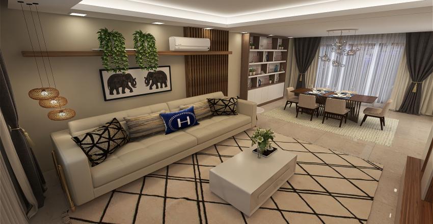 teste Interior Design Render