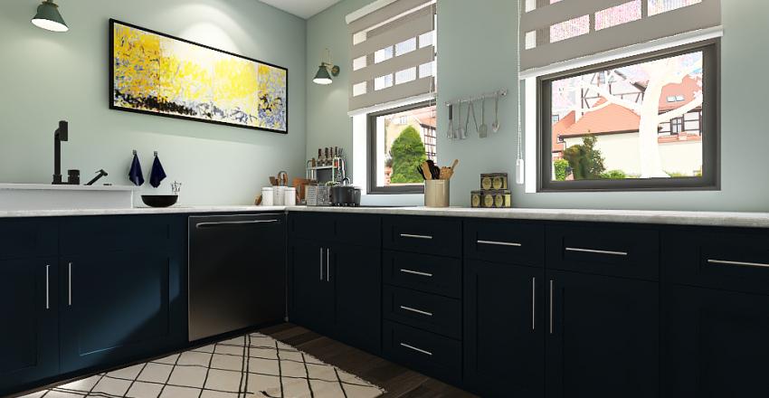 Essentiality Interior Design Render