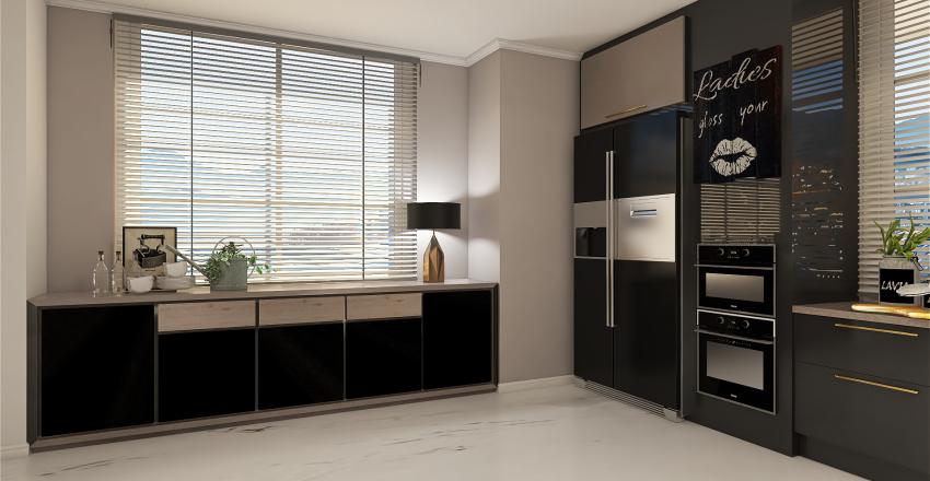 Proyevto 444 Interior Design Render