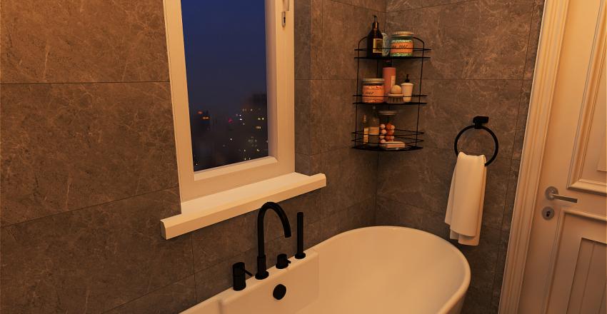 Lovely Home Interior Design Render