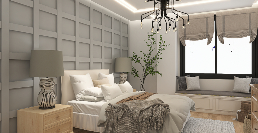 JORDAN Interior Design Render