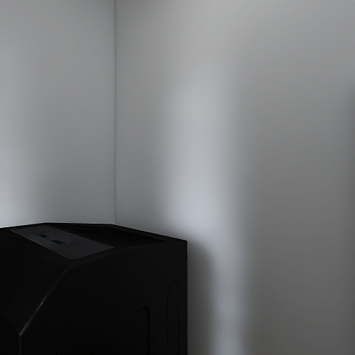 2 Bedroom, 2 Bathroom Interior Design Render