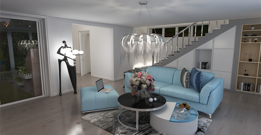 MOJ Interior Design Render