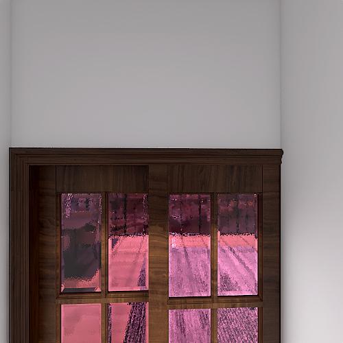 DELUXE 2/2 Interior Design Render