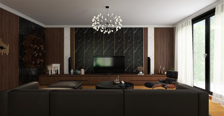 Sweet Home A1 Interior Design Render
