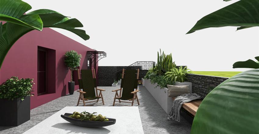 CeilingElizabetes Interior Design Render
