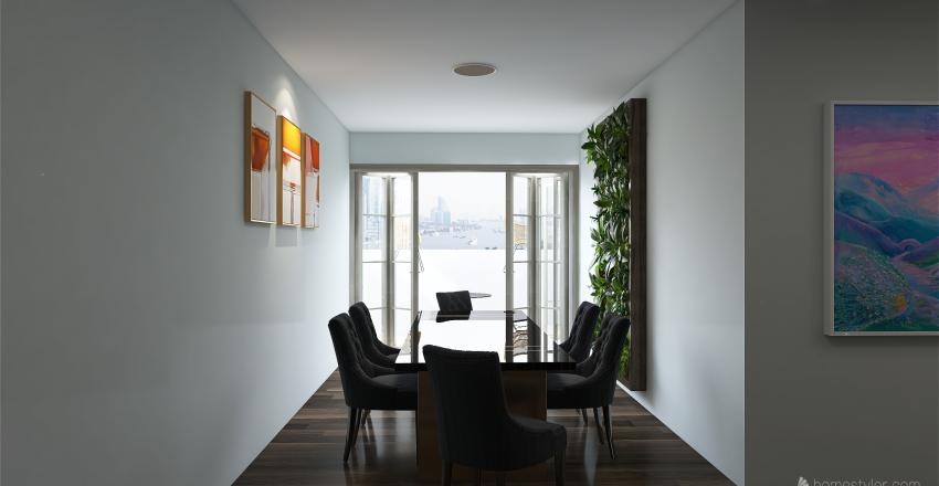 Deluxe Interior Design Render