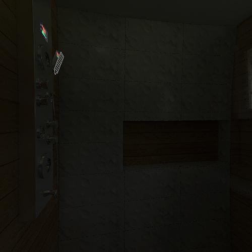 Banheiro16 Interior Design Render