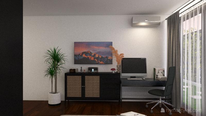 QUARZ Interior Design Render
