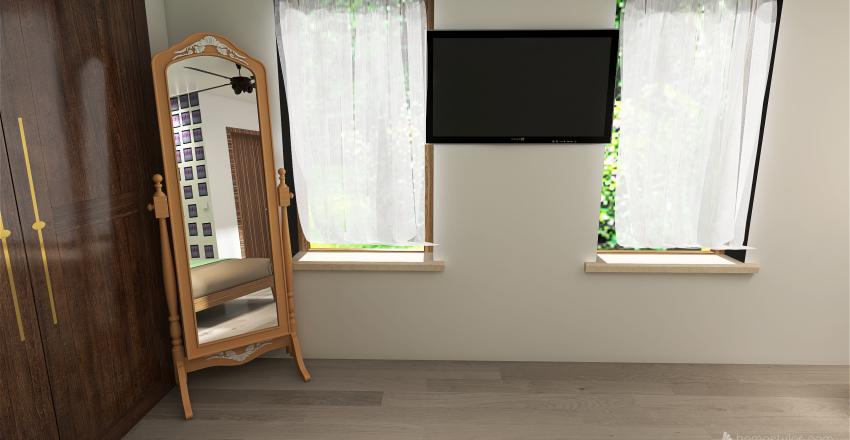 My room Interior Design Render