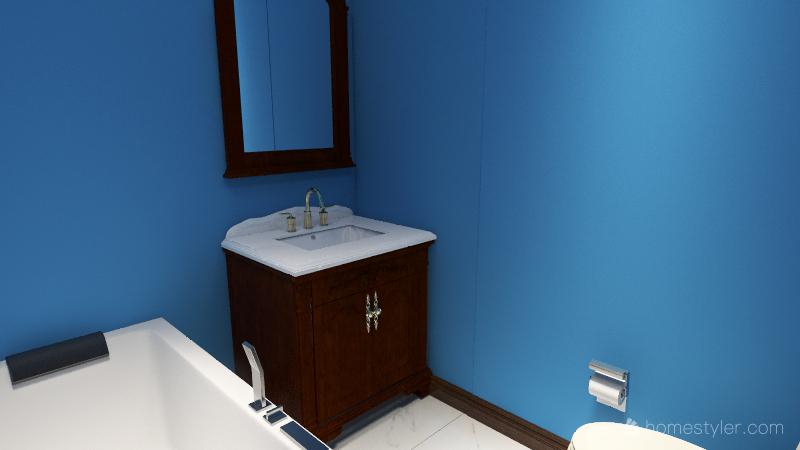 2B2B Interior Design Render