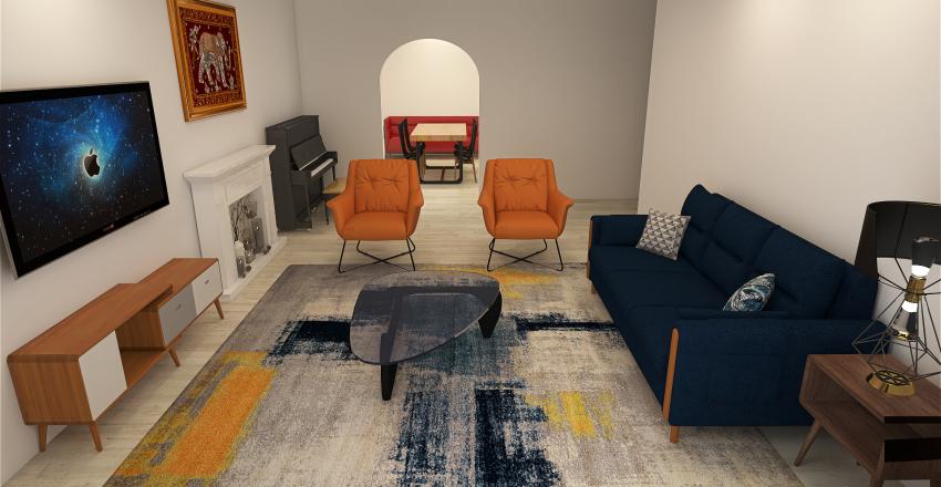 ChintuRitu Interior Design Render