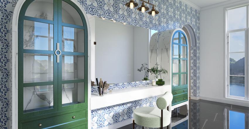 Work In Progress Interior Design Render
