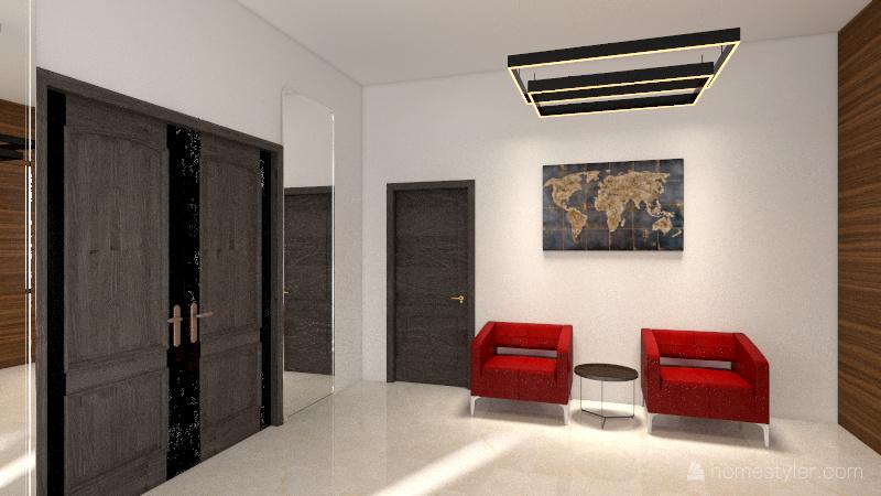 Copy of Arch Wnetrz Interior Design Render