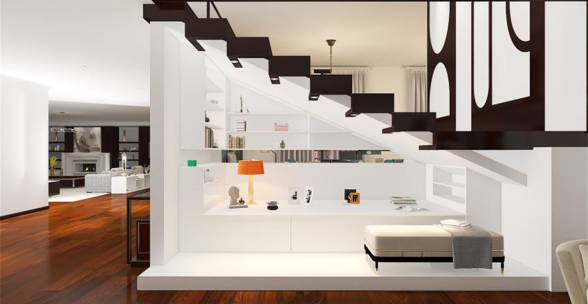 Casa rustica Interior Design Render