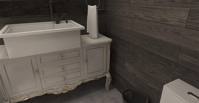 Bathroom By Aidan Interior Design Render