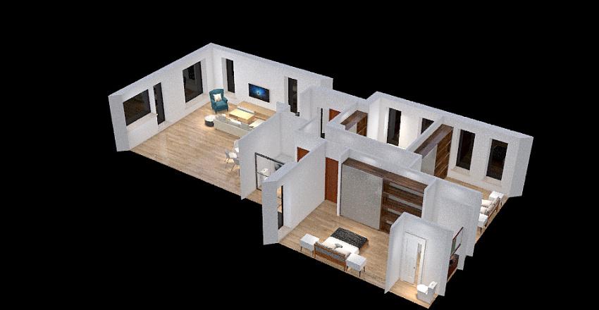 habitaciones equilibradas Interior Design Render