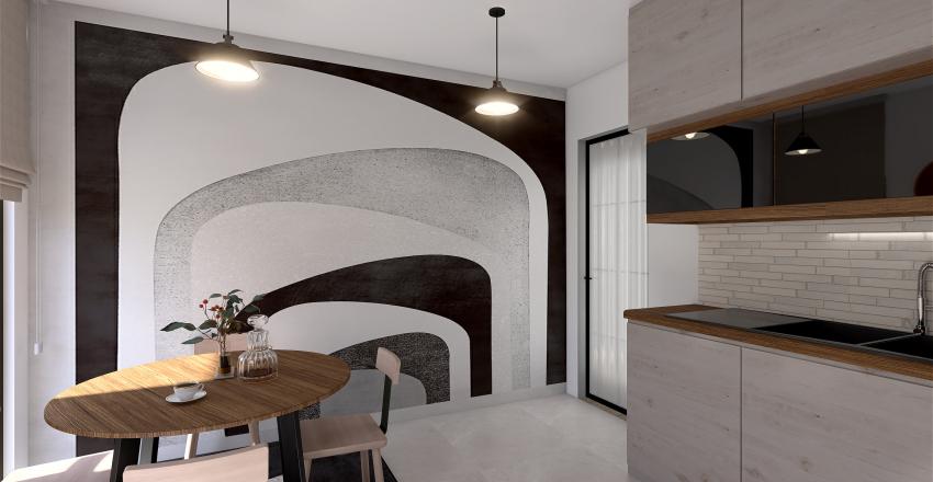 Modern Design Interior Design Render